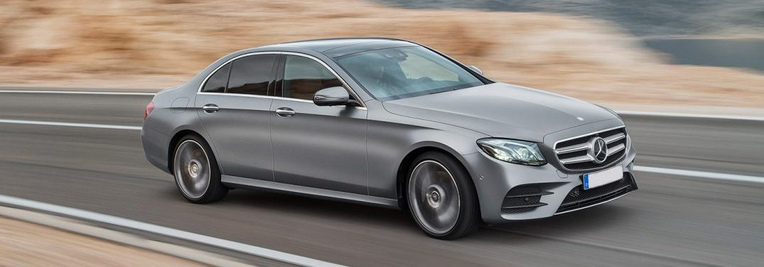 Chicago drivers find the New Mercedes-Benz Models they're looking for at Loeber Motors