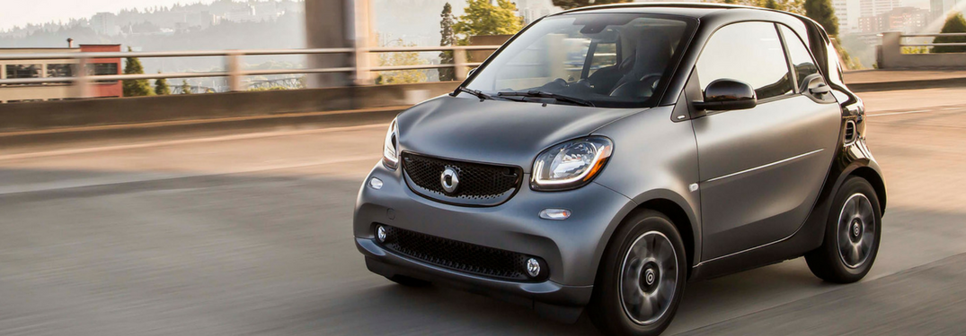 What is the Top Speed of a Smart Car?