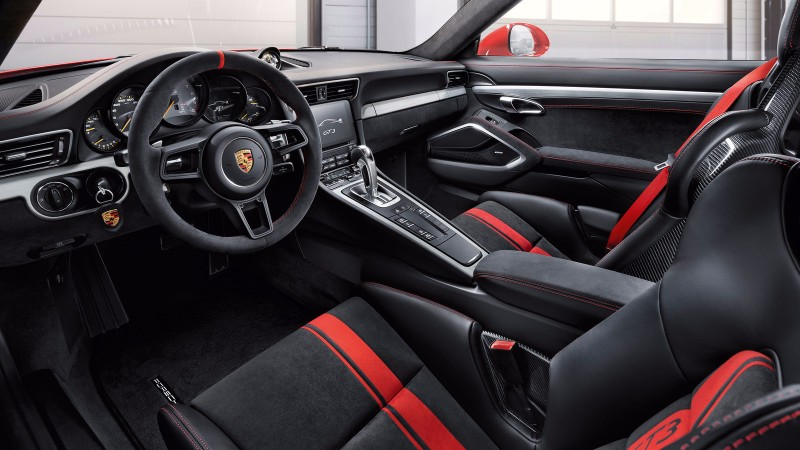 new 2018 porsche 911 gt3 exterior and interior images. Black Bedroom Furniture Sets. Home Design Ideas