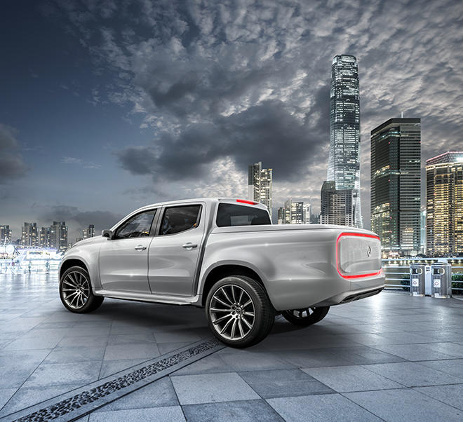 2018 Mercedes Benz X Class Pickup Truck Engine Specs