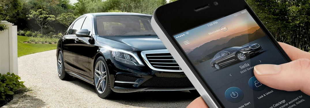 How to activate the mbrace system in your Mercedes-Benz