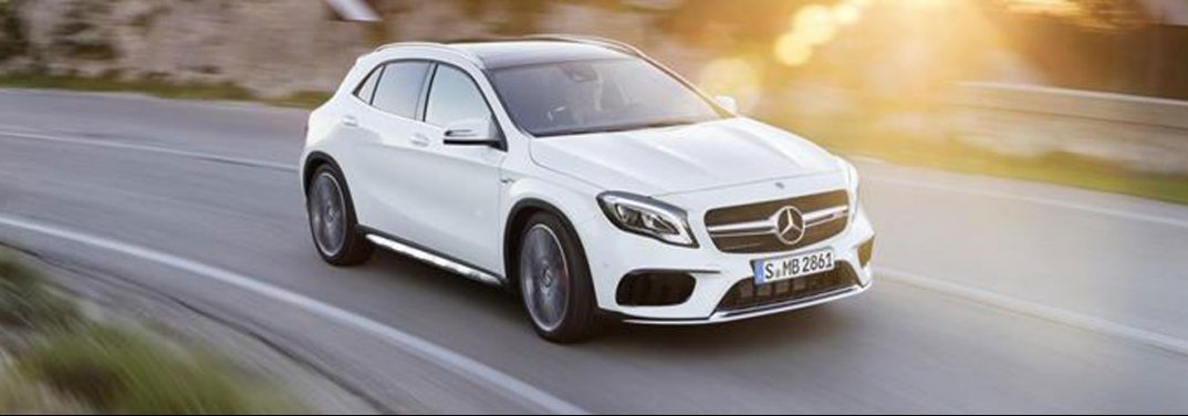 2018 mercedes benz gla new technology and features for How much is a mercedes benz oil change