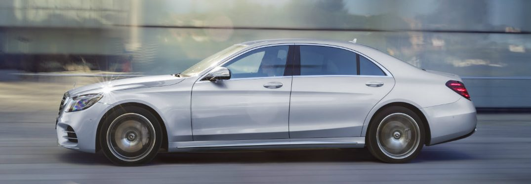 What Driver Assistance Features Are Available With the S-Class?