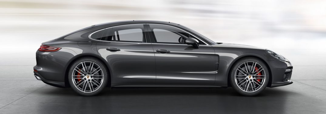 2018 Porsche Panamera Exterior Paint Color Options