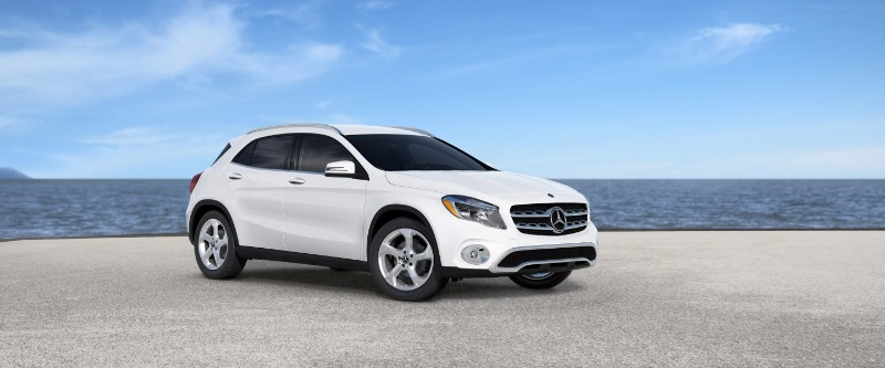 Benz Red Color >> What Colors Does the 2018 Mercedes-Benz GLA Come in?
