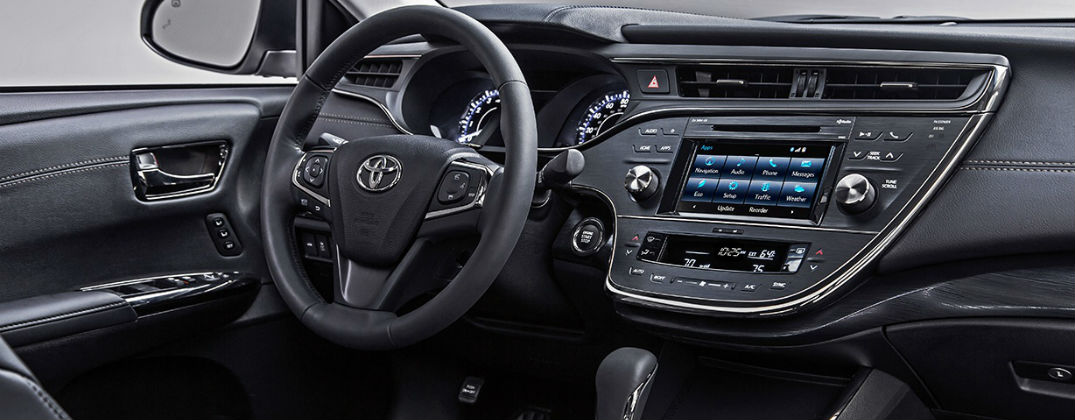 Official 2016 Toyota Avalon Release Date And Design Berlin Vt