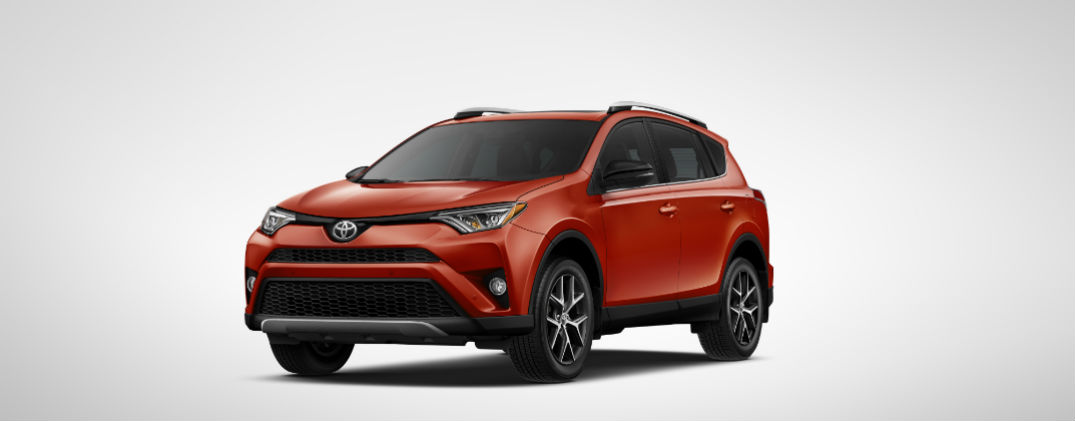 2017 toyota rav4 design changes and features