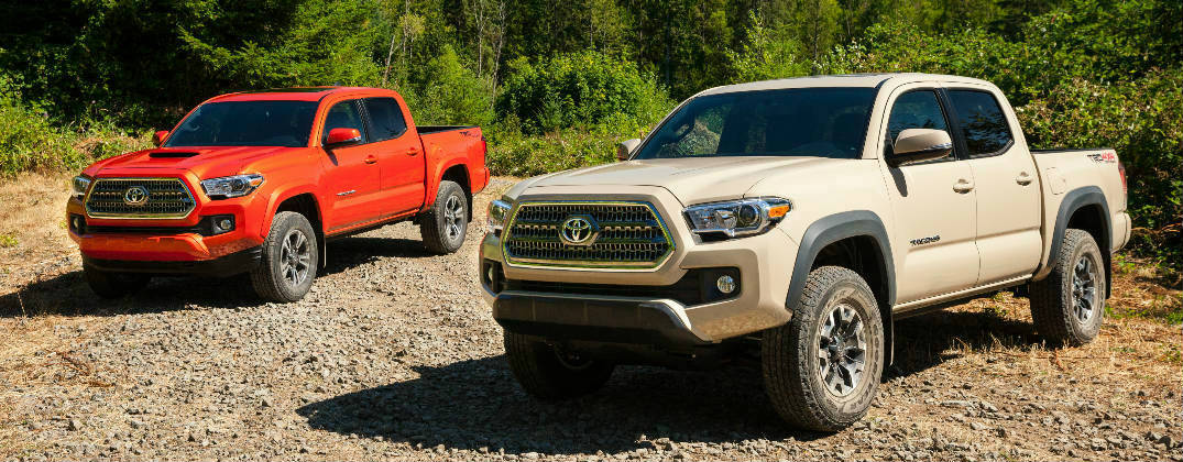 new 2016 toyota tacoma is more powerful and efficient. Black Bedroom Furniture Sets. Home Design Ideas