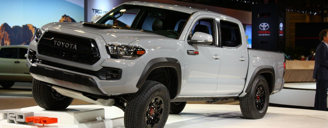 Official 2017 Toyota Tacoma Trd Pro Release Date