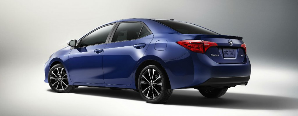 New 2017 Toyota Corolla Release Date and Specs