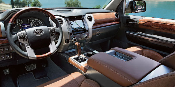 2016 Toyota Tundra Exterior And Interior Color Options