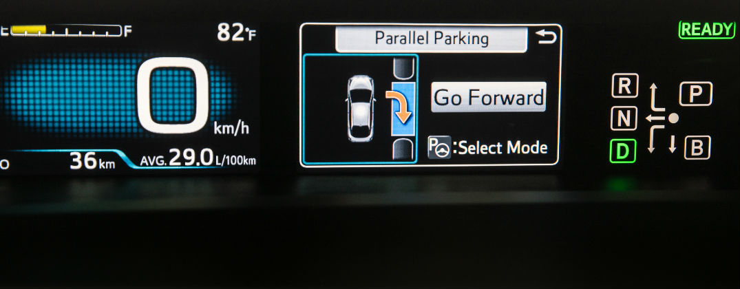 parallel parking step by step instructions