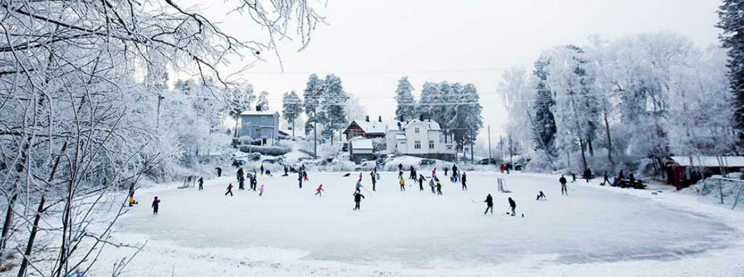 Where Can You Ice Skate Near White River Junction Vt