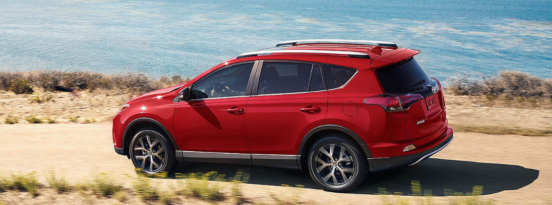 how much space is in the 2017 toyota rav4. Black Bedroom Furniture Sets. Home Design Ideas