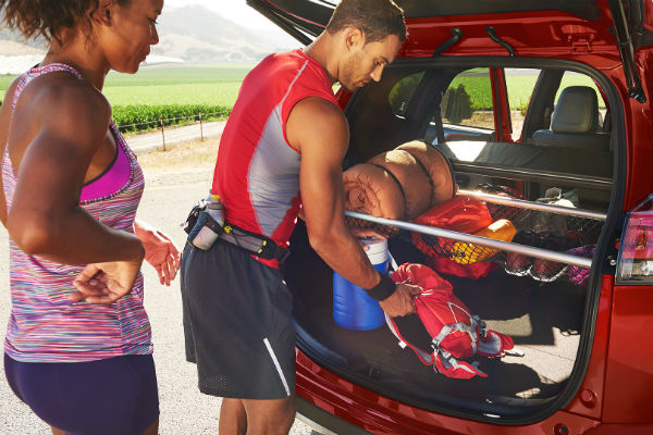 How Much Space Is In The 2017 Toyota Rav4