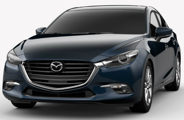What Colors Does The 2018 Mazda3 Come In
