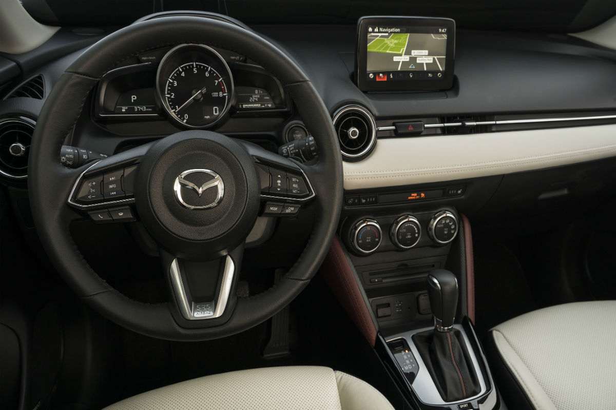 2018 mazda cx 3 engine and performance features. Black Bedroom Furniture Sets. Home Design Ideas