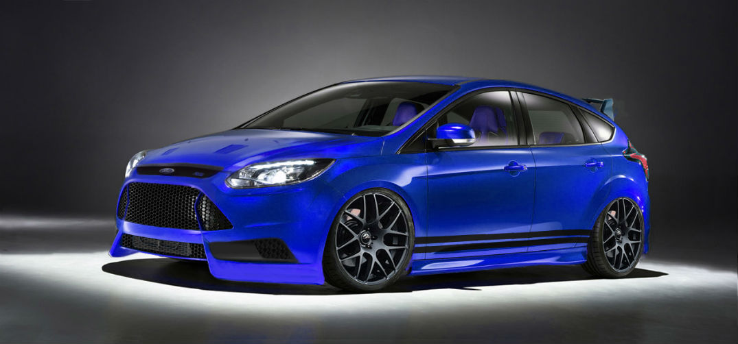 New 2016 Ford Focus Rs Is On Its Way