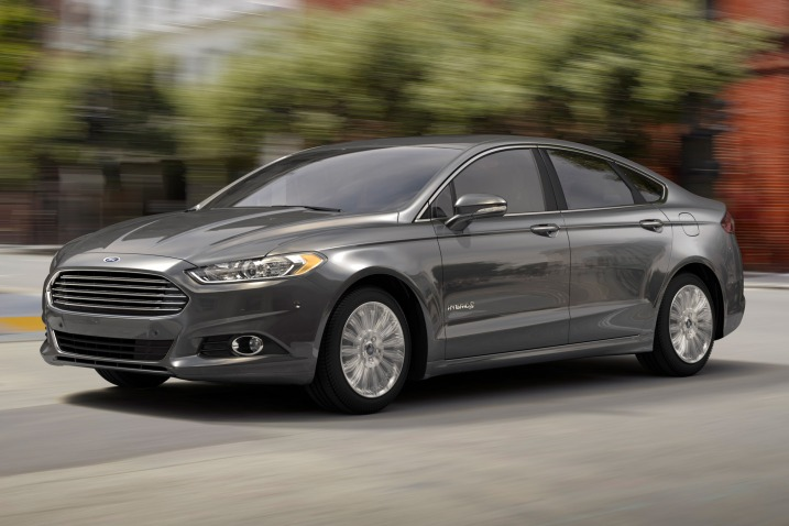the 2016 ford fusion is all about drivetrain options