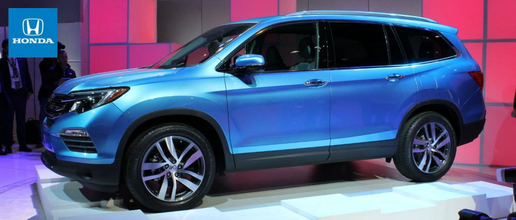 How Does The 2016 Honda Pilot Handle in The Snow, Sand and Mud?