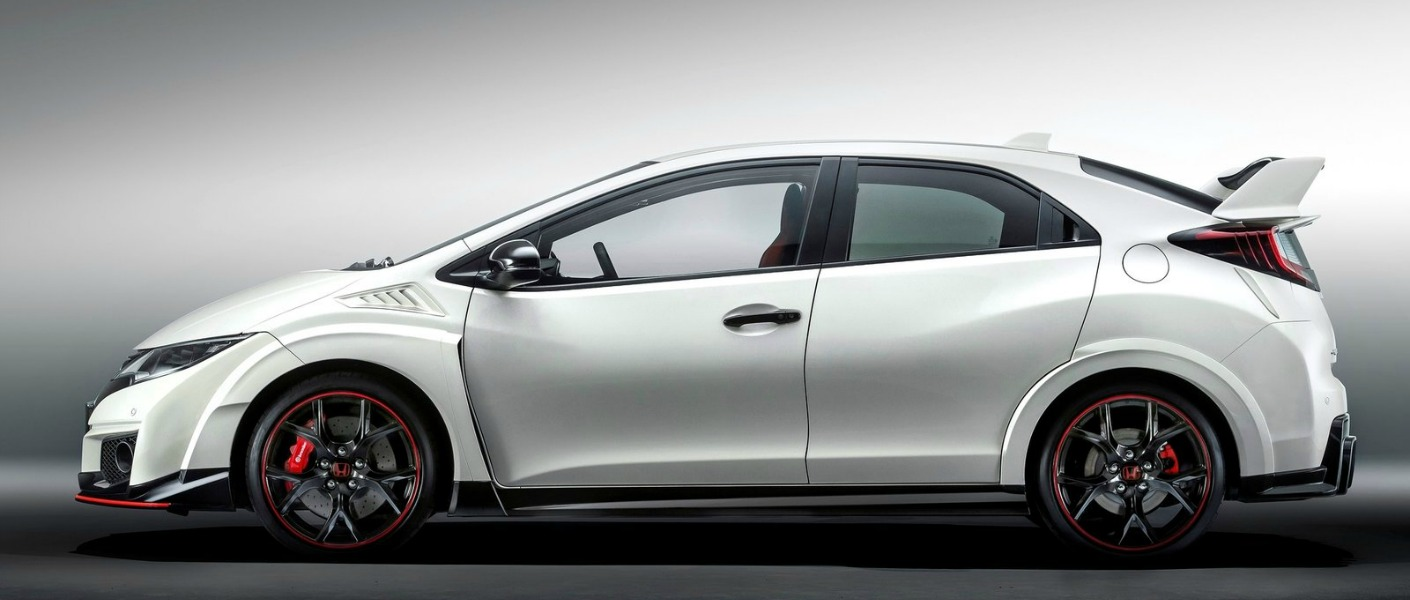 Driving The Honda Civic Type R For The First Time