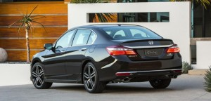 2016 Honda Accord Safety In Depth Rating