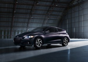 new CR-Z features