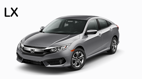 Difference Between Civic And Accord >> 2016 Honda Civic Color Choices: What's New