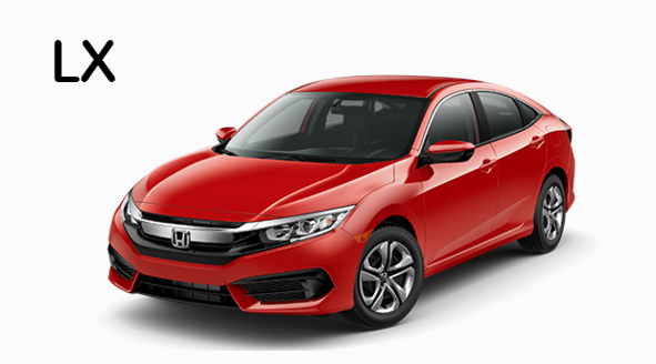 2016 Honda Civic Color Choices What S New
