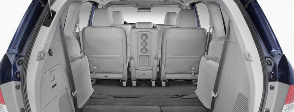 Odyssey Vs Sienna >> How to Remove Second Row Seats in the 2016 Honda Odyssey