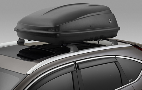 Roof Racks And Accessories For The Honda Cr V 4