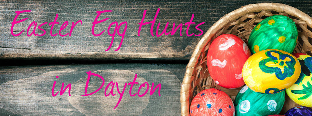 2016 Easter Egg Hunts in Dayton, Ohio