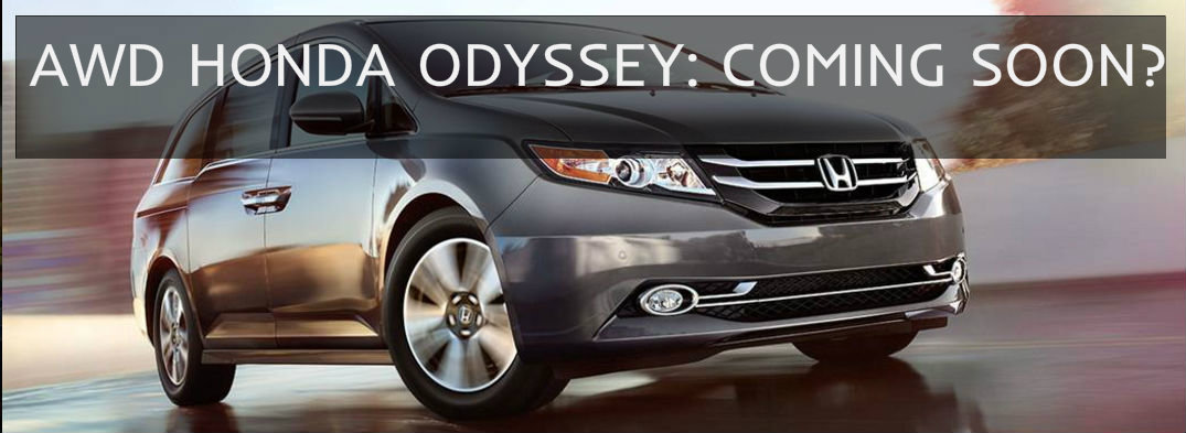 2018 toyota sienna consumer reports for All wheel drive honda odyssey
