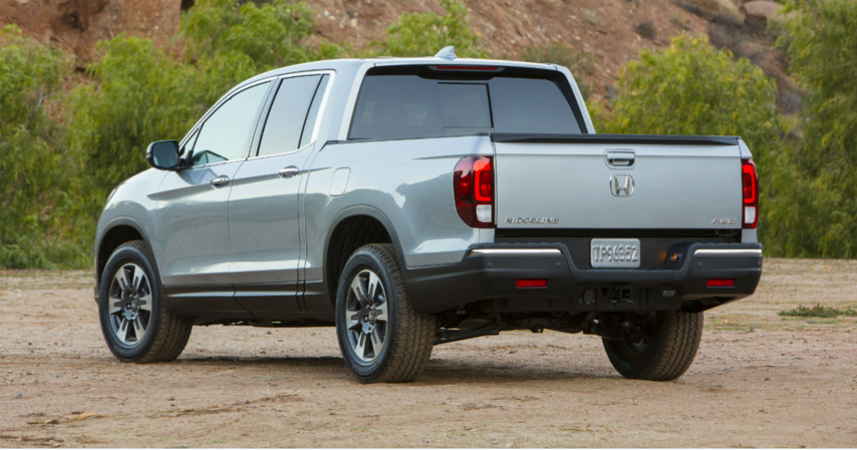 2017 honda ridgeline mpg. Black Bedroom Furniture Sets. Home Design Ideas