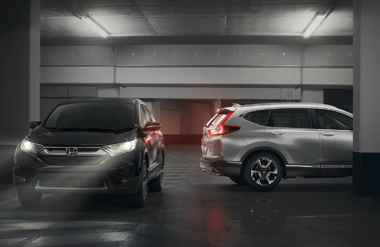 2017 Honda CR-V trim levels