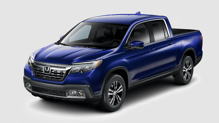 2017 Honda Pilot Towing Capacity >> What colors does the 2017 Honda Ridgeline come in?