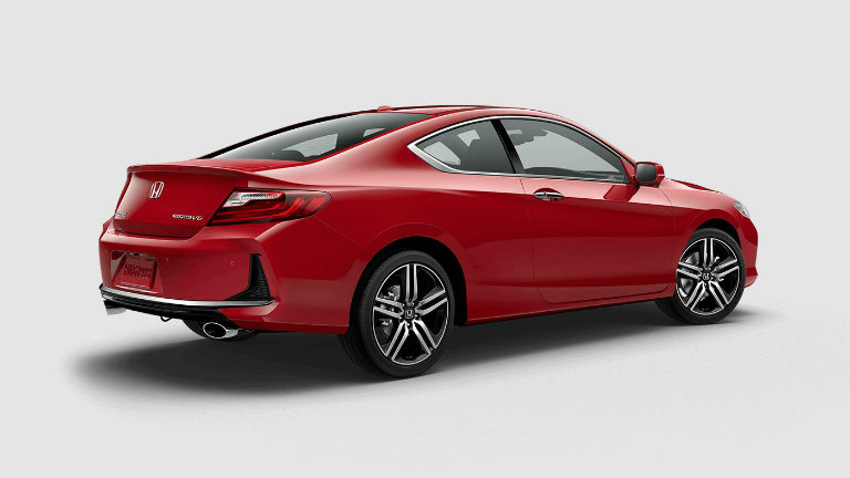 2017 Honda Accord Coupe Color Options
