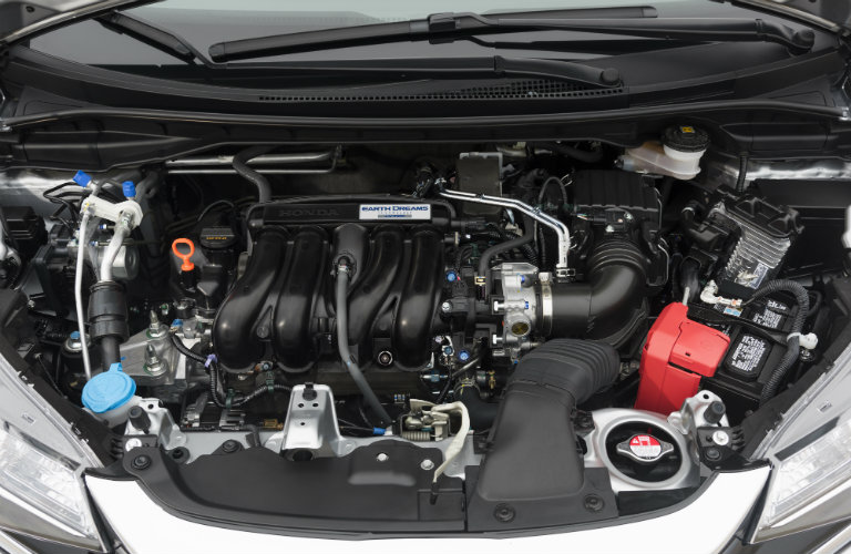 2018 honda fit features and specifications for Honda fit horsepower