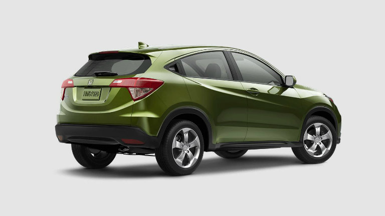 Hr V 2019 >> What colors does the 2018 Honda HR-V come in?