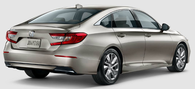 2018 honda accord color options