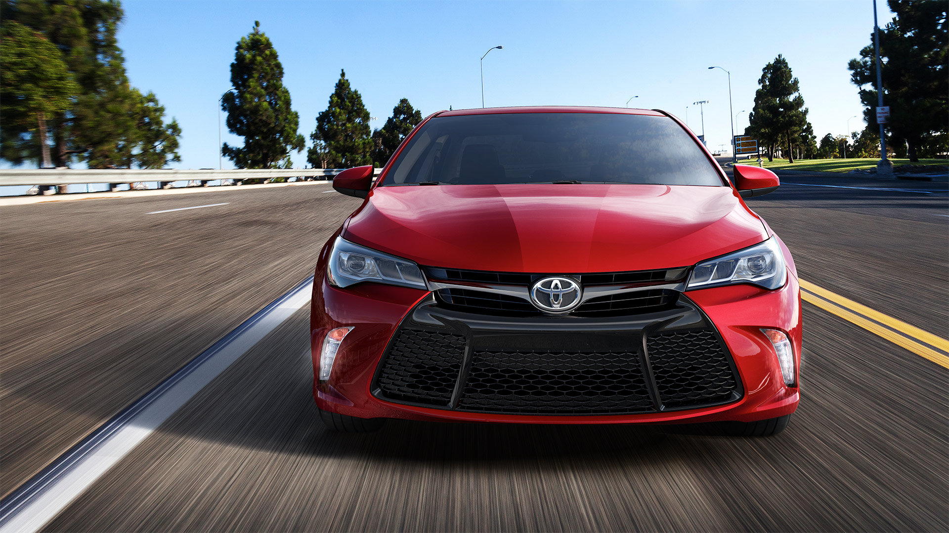 2015 toyota Camry Release Date