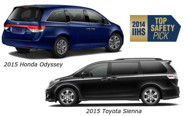 Safest Family Minivans 2015