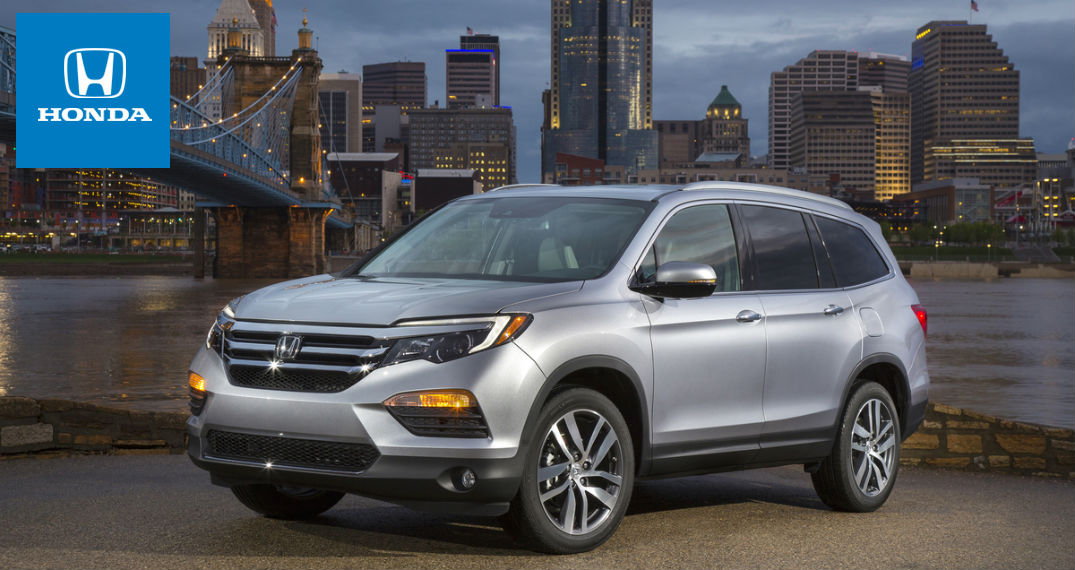 what are the changes to the 2016 honda pilot honda of manhattan. Black Bedroom Furniture Sets. Home Design Ideas