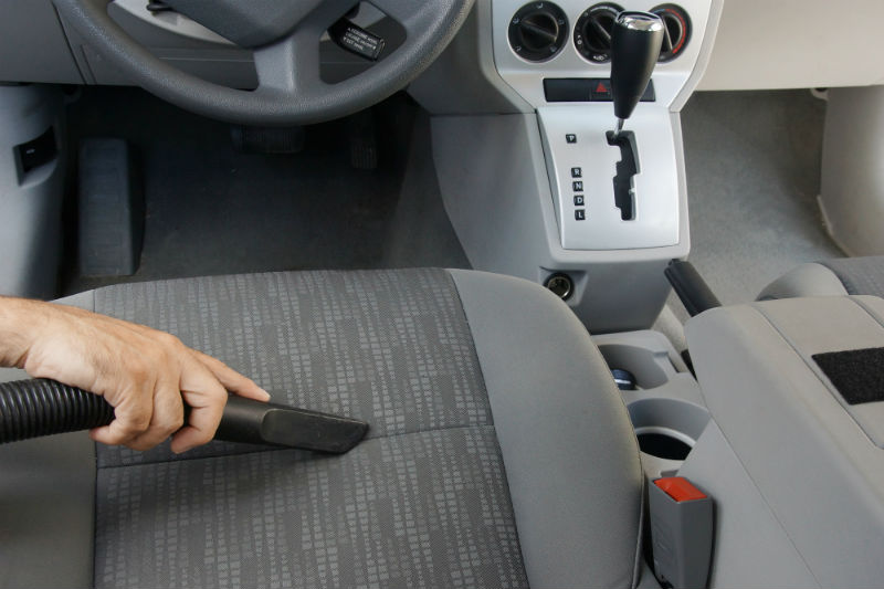 How to clean stains out of car seat fabric - How to remove mold stains from car interior ...