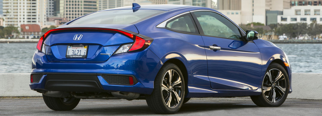 update 2016 honda civic coupe march release date announced. Black Bedroom Furniture Sets. Home Design Ideas