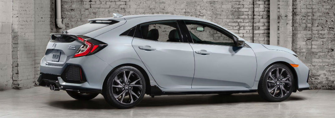 2017 honda civic hatchback specs and features