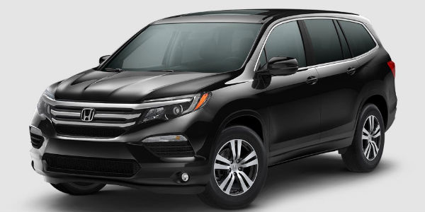 2017 Honda Pilot Colors, Features and Trim Levels