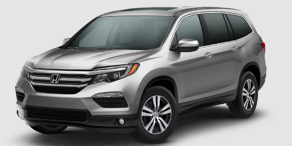 honda pilot colors features  trim levels