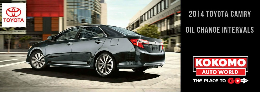 how often should oil be changed on a 2014 toyota camry. Black Bedroom Furniture Sets. Home Design Ideas