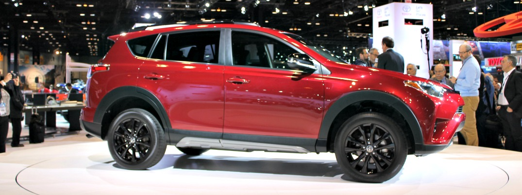 2018 Toyota RAV4 Adventure Quad Cities